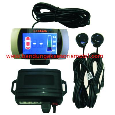 Parking Sensor Lux Lonbres 2 Mata WDisplay Segi