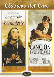 La Cancion de Bernardette + Cancion Inolvidable (Del Dir. Charles Vidor)