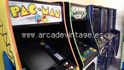 www.arcadevintage.es, arcade, pac-man, galaga