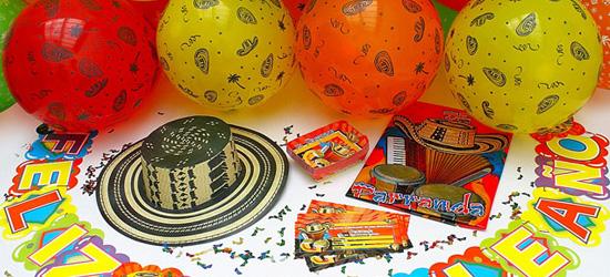 Fiesta Tematica Colombiana Colombiana | MEJOR CONJUNTO DE FRASES