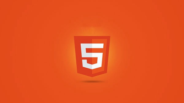 HTML5 logo using CSS3