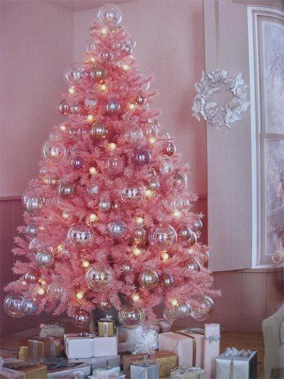 2013 - Arboles de navidad rosa ...