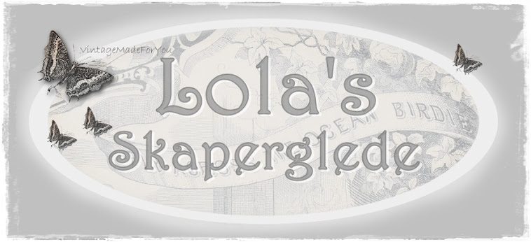 Lola's skaperglede
