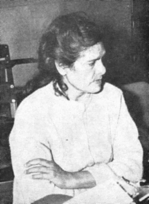 """Trinidad Ruiz Mares, """"La Tamalera"""""""