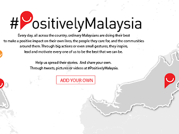 Kempen Positively Malaysia