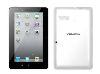 Venera Cloud Tab 3, Cheap Android Tablet Dual-core 1GHz processor plus TV