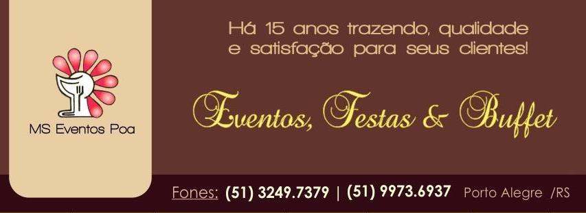 MS Eventos - Festas & Buffet