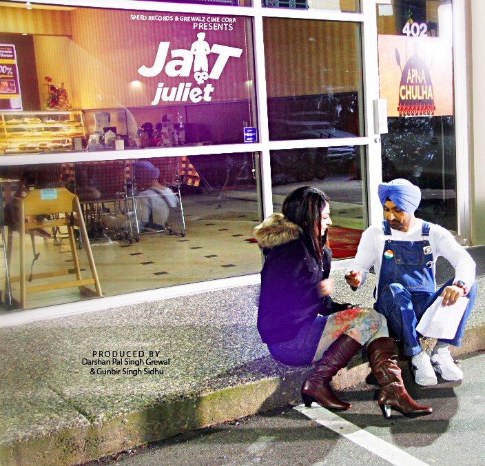 Vip Jatt Wallpaper The Shooting For The Film Has