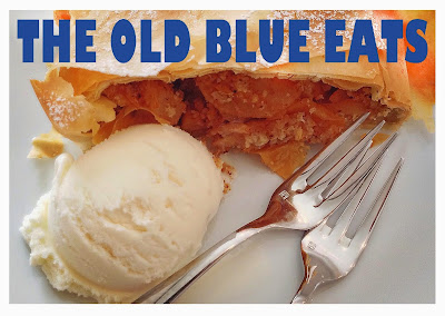 THE OLD BLUE EATS