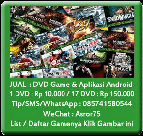 jual dvd game Android