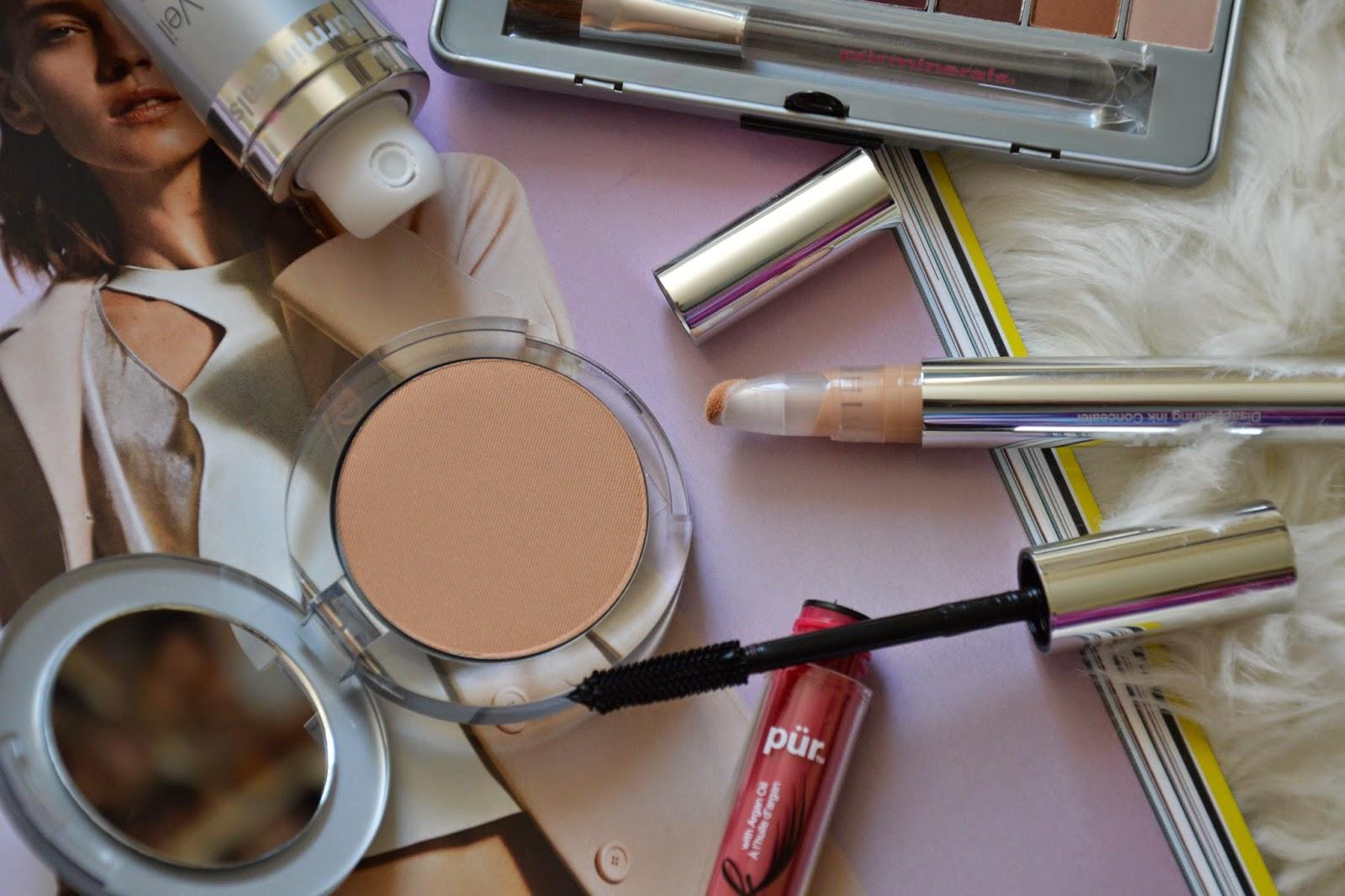Foundation, powder, Pür Minerals, skin, base, concealer