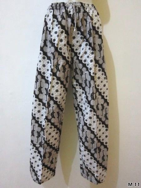 Celana Batik M11