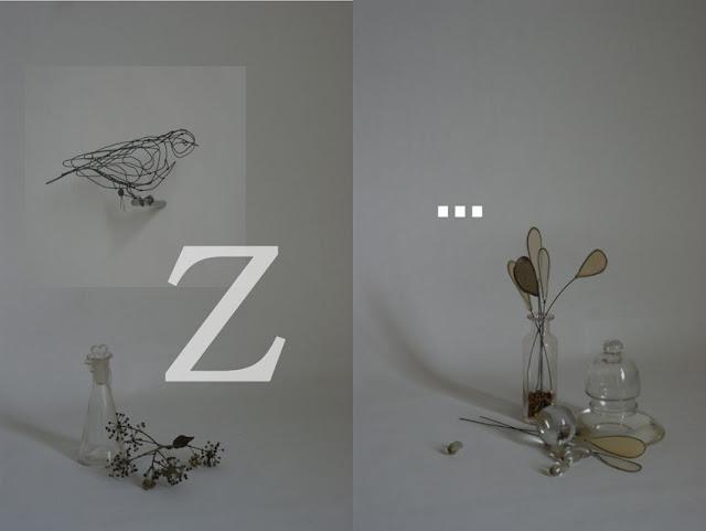 Bird Z: 20 x 10 x 10 cm