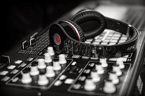 beats headphones music photography