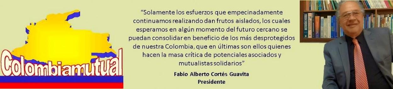 Mutuales de Colombia - Fabio Alberto Cortés Guavita
