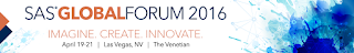 NOTE: SAS Global Forum 2016 – Call for Content is Open #SASGF