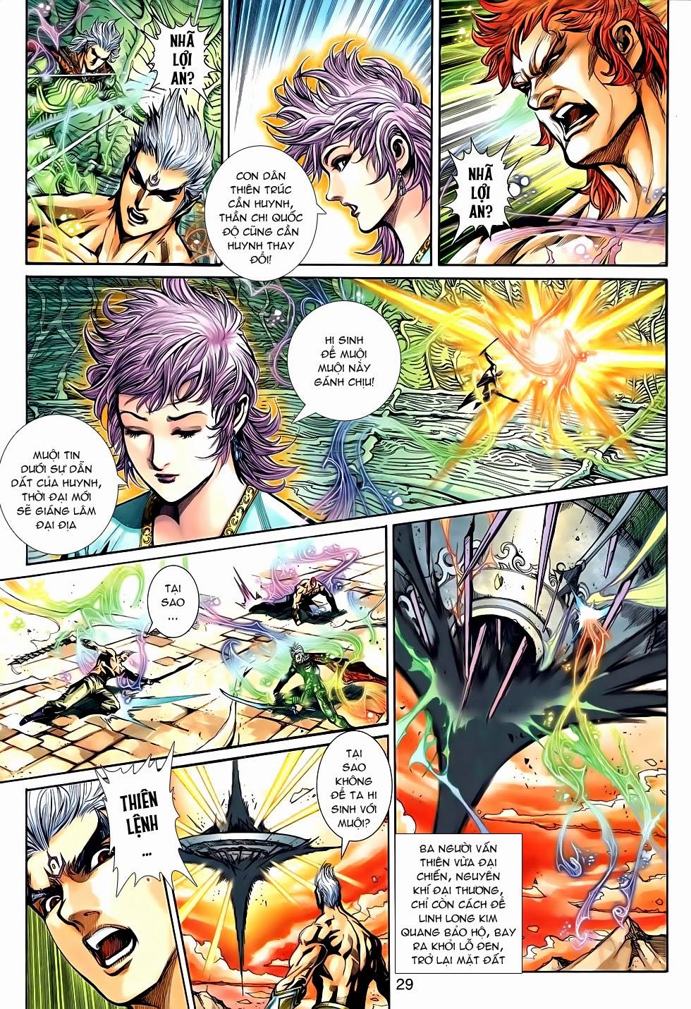 Thần Binh Tiền Truyện 2 Chapter 24 - Hamtruyen.vn
