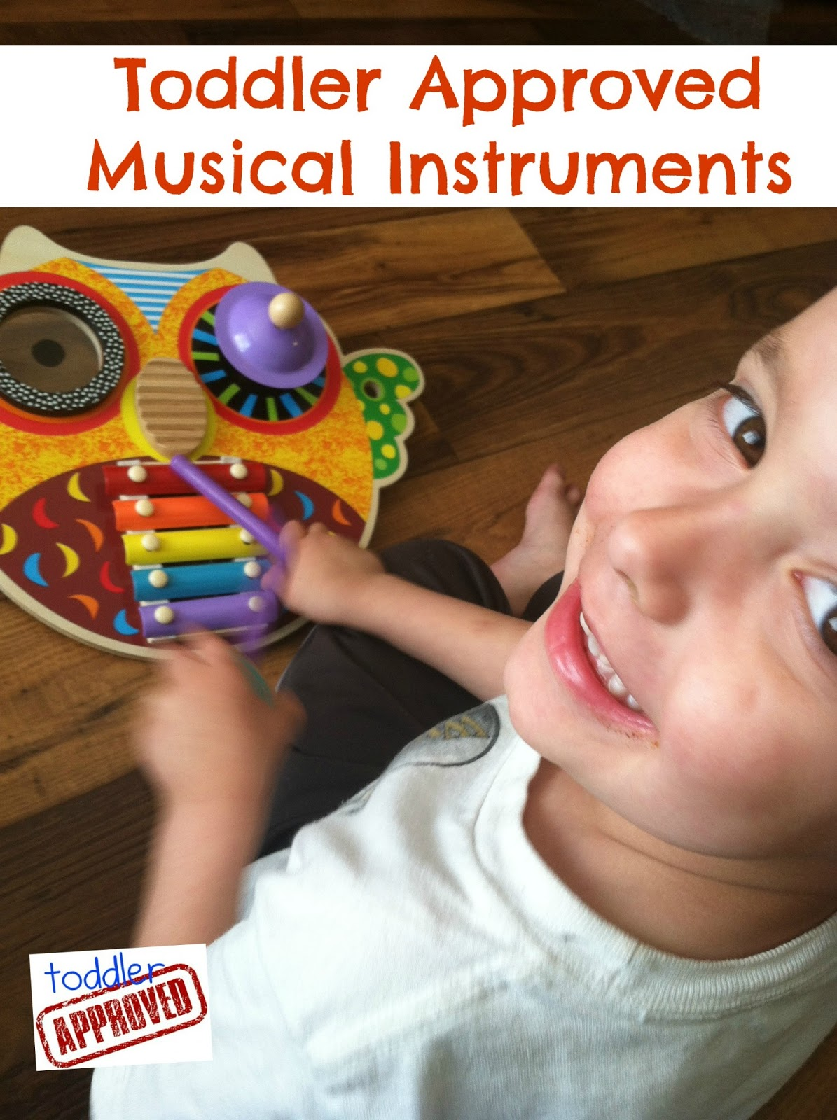 Toddler Approved!: Toddler Approved Musical Instruments: ALEX ...