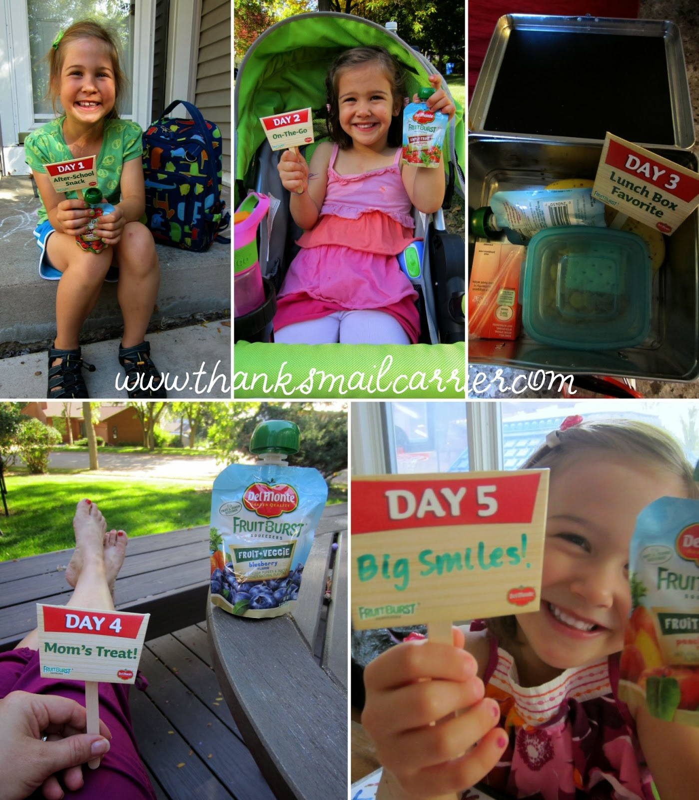 Del Monte Fruit Burst Squeezers review