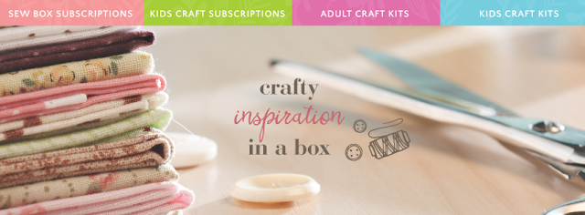 Craft Boxes Banner