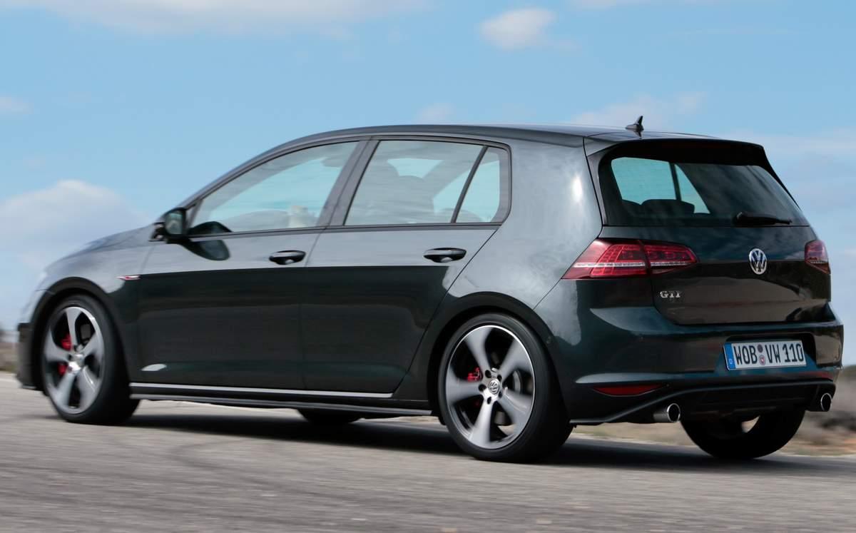VW Golf - carro mais vendido na Europa