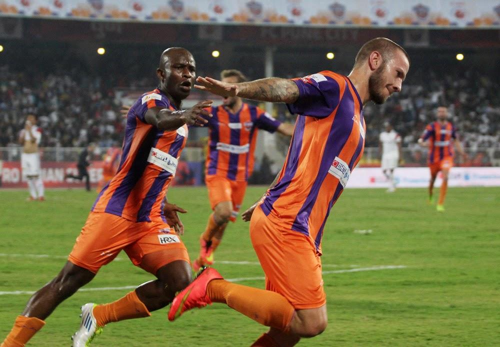 Pune City FC vs NorthEast United FC