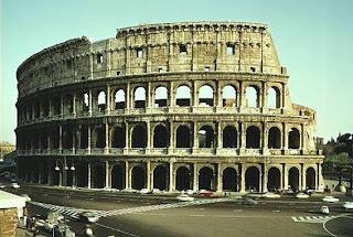 Coliseo Romano, Roma, Italia, Viajar, Conocer