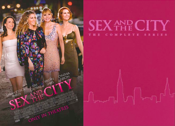 sex and the city movie revies