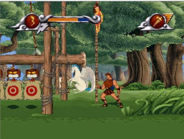 download game ps1 tanpa emulator disney's hercules