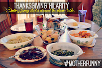 Holiday Hilarity with NickMom. A #MotherFunny Thanksgiving! #shop