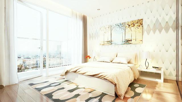 Nội thất căn hộ cao cấp Eco Green City