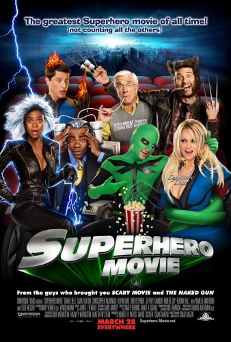 Descarga Superhero Movie