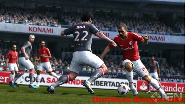 PES 2012 Full Crack Download