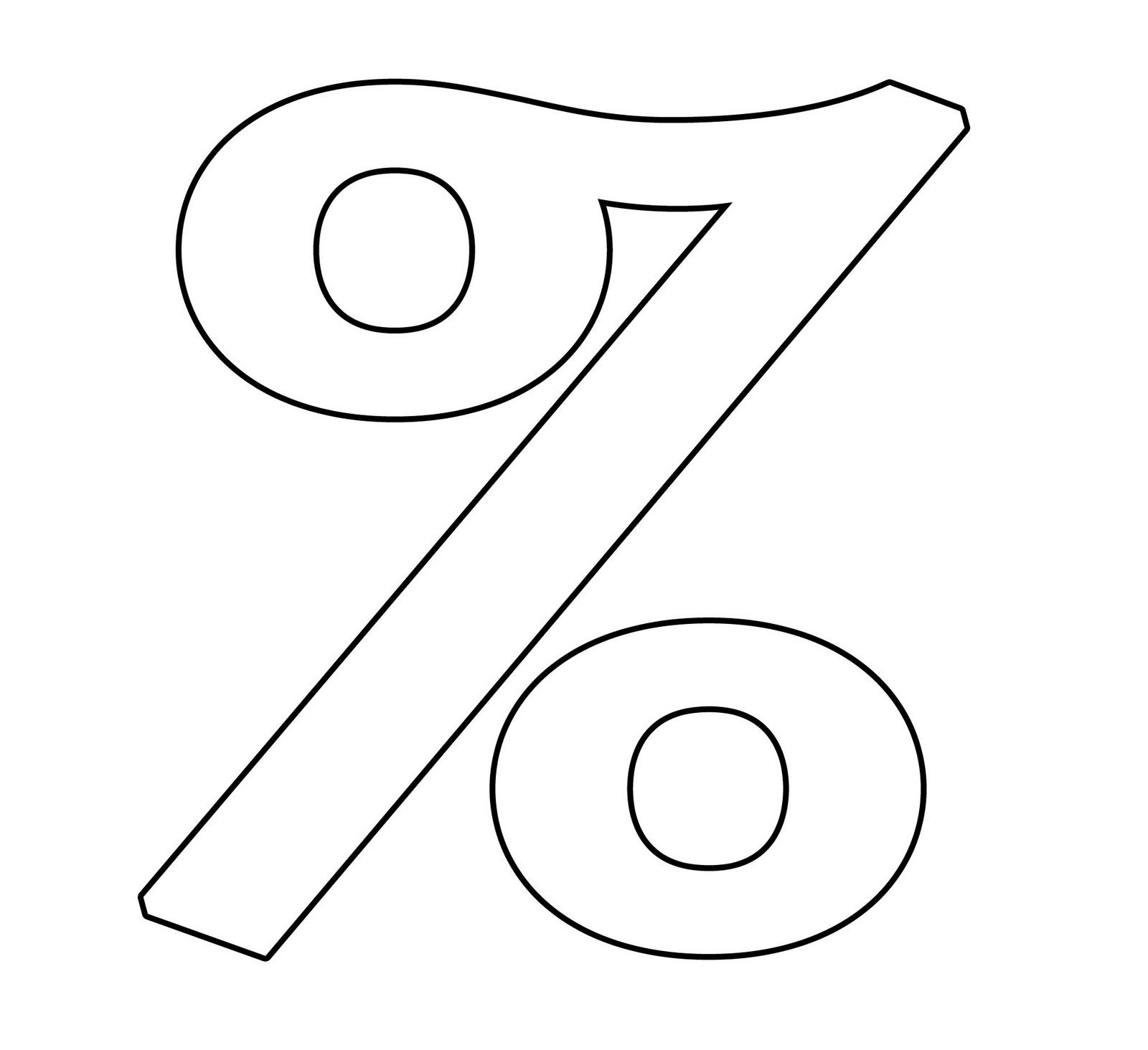 Informatika: Simbolos matematicos para colorear