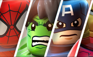 Lego Marvel Super Heroes Coming To 3DS And Vita