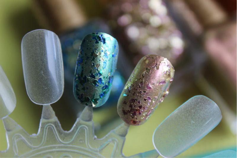Barry M Aquarium Nail Paint Collection