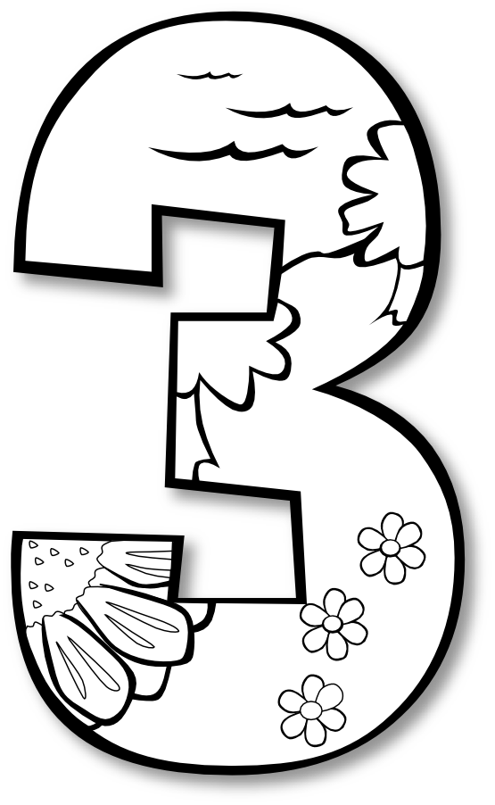 Line Drawing Numbers : Sg osfera amigos de jesús creation day