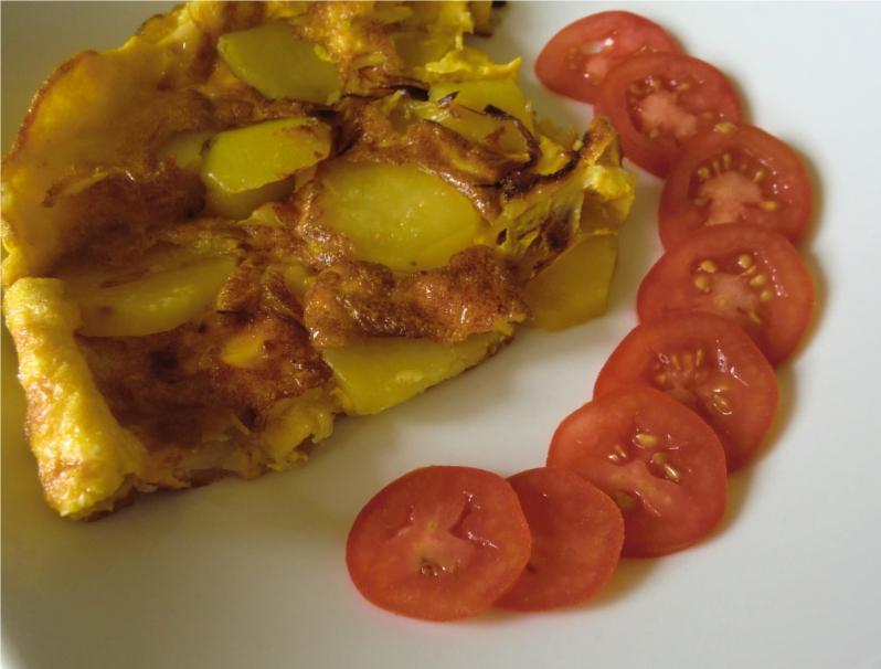Ricette e idee per cucinare frittata con patate for Cucinare qualcosa di veloce
