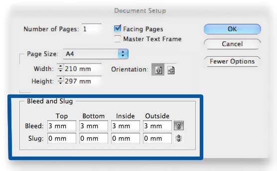 open pdf then was design in indesign