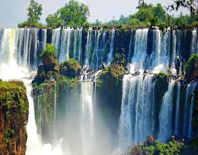 cataratas Iguaçu iguacu brasil argentina paraguai