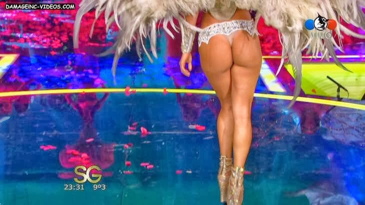 Lola Bezerra hot ass in thong HD video