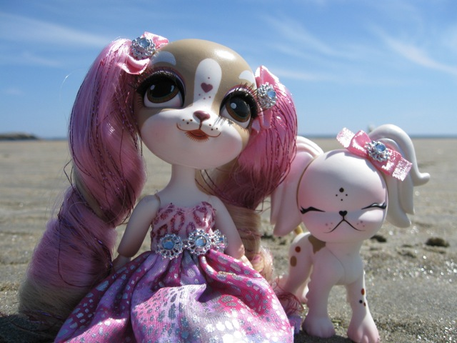Pinkie Cooper Jet Set Pets