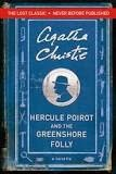 Hercule Poirot and the Greenshore Folly ebook cover