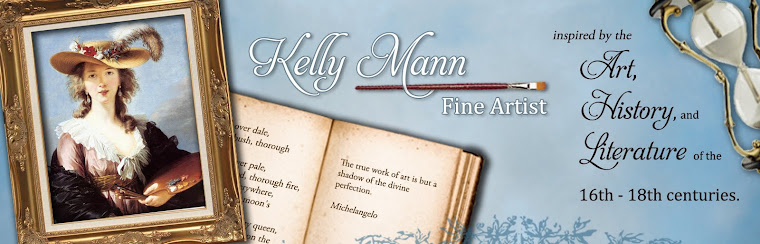 Kelly Mann - Fine Art Blog