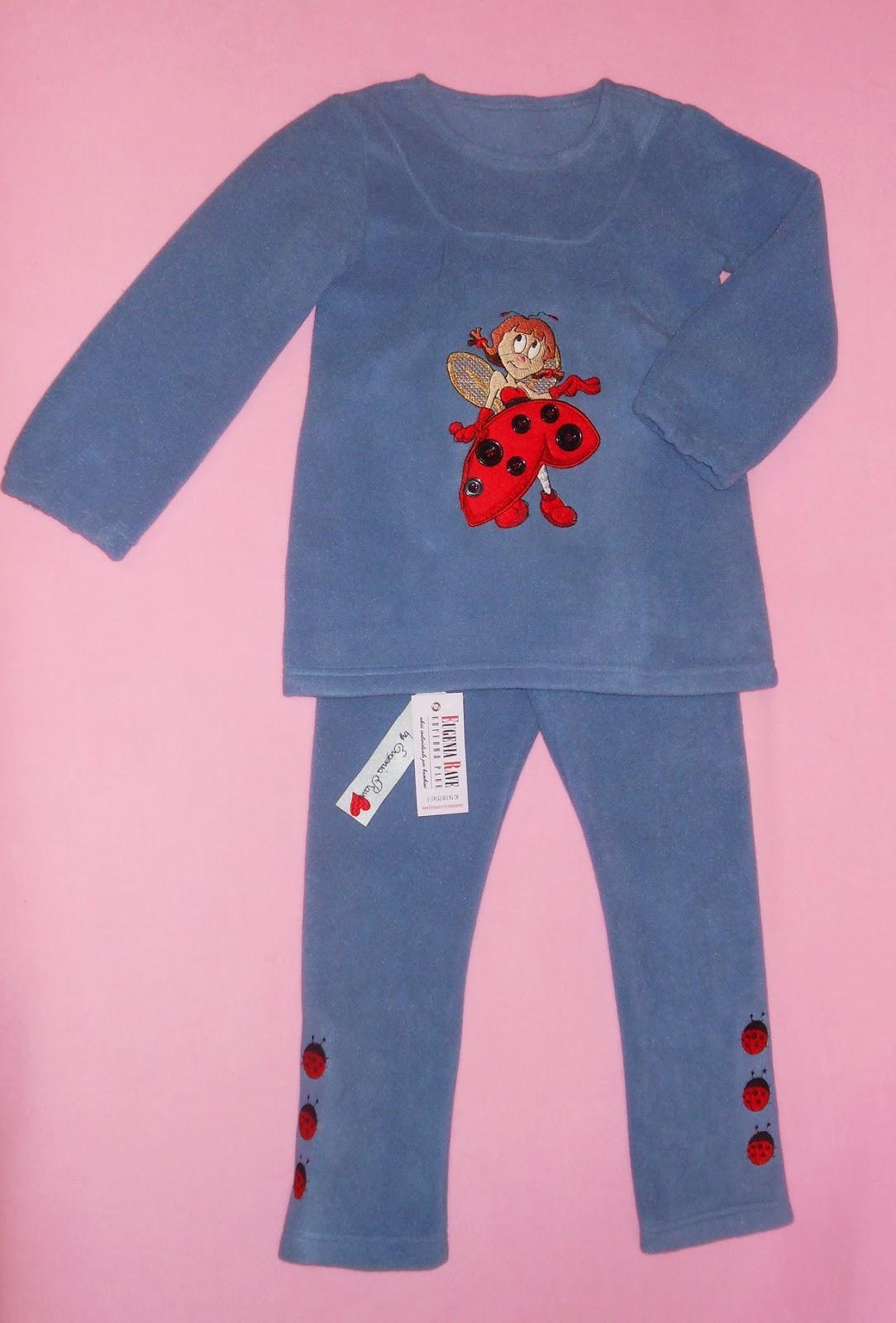 костюм для девочки, термобелье, шью для детей, для девочек, вышивка