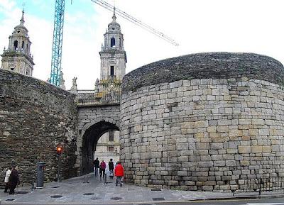 Lugo turismo ciudad