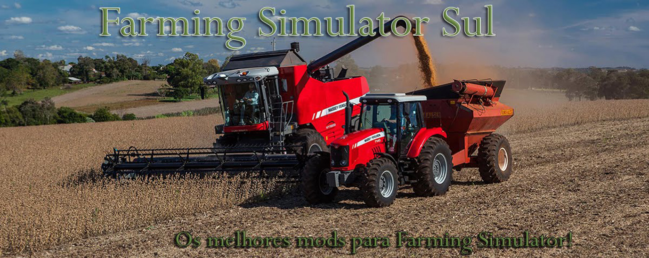 Farming Simulator Sul