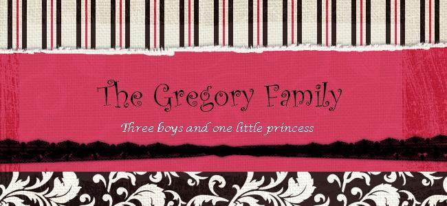 The Gregory Family