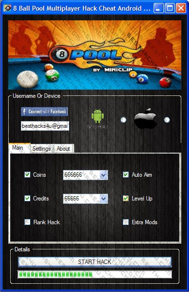 how to hack 8 ball pool multiplayer android
