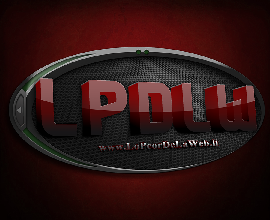 Logo (LPDLW) en 3D